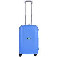 Синий чемодан 35х55х23,5см Lojel Streamline на колесиках маленького размера, фото