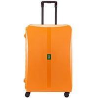Большой дорожный чемодан 51,3х75,4х30,6см Lojel Octa 2 оранжевого цвета на 4 защелках, фото
