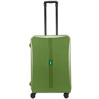 Зеленый средний чемодан 43,6x64,8x26,8см Lojel Octa 2 с замками и телескопической ручкой, фото