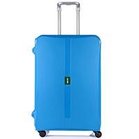 Голубой чемодан 43,6x64,8x26,8см Lojel Octa среднего размера с выдвижной ручкой, фото