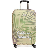 Чехол для чемодана Rocket California , фото