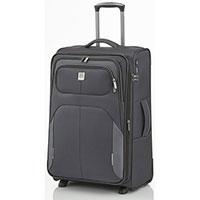Средний чемодан 42x65x25-28см Titan Nonstop серый, фото