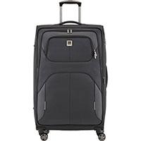 Большой чемодан 47x79x31-35см Titan Nonstop серый, фото