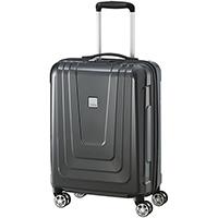 Дорожный чемодан 40x55x20см Titan X-Ray Dark Stone малого размера, фото