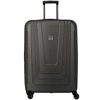 Большой чемодан Titan X-Ray Pro серо-коричневый, фото