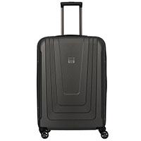 Средний чемодан Titan X-Ray Pro серо-коричневый, фото