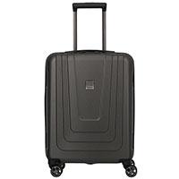 Маленький чемодан 40x55x20см Titan X-Ray Pro серо-коричневый, фото