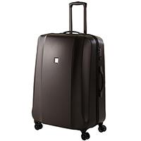Противоударный большой чемодан 74x53х31см Titan Xenon Deluxe с матовой поверхностью, фото