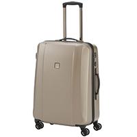 Удобный чемодан 67x46x28см Titan Xenon Deluxe бежевого цвета для путешествий, фото