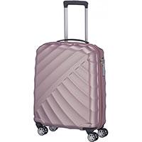 Маленький чемодан 40x55x20см Titan Shooting Star розовый, фото