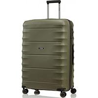 Большой чемодан Titan Highlight цвета хаки, фото