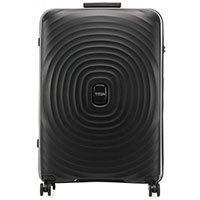 Большой чемодан 51x77x30см Titan Looping черный, фото