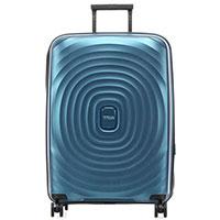 Средний чемодан Titan Looping синий, фото