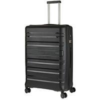Большой черный чемодан 52x77x29см Travelite Kosmos, фото