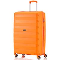 Чемодан оранжевыйTravelite Nova большой  50x75x30см, фото