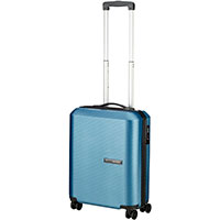 Синий чемодан Travelite Skywalk малый 40x55x20см, фото