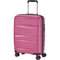 Розовый чемодан 39x55x20см Travelite Motion малого размера, фото