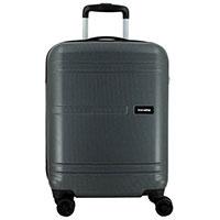 Маленький чемодан 38x55x20см Travelite Yamba 8w серого цвета, фото