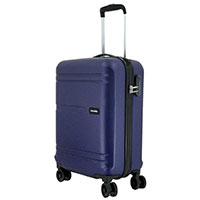 Маленький чемодан Travelite Yamba 8w синего цвета, фото