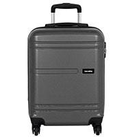 Большой чемодан 48x76x30см Travelite Yamba 8w серого цвета, фото