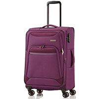 Чемодан на колесах Travelite Kendo фиолетовый 42x66x26/30см, фото