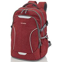 Рюкзак Travelite Basics бордового цвета, фото