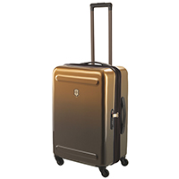 Средний чемодан 67х45х30-34см Victorinox Etherius в бронзовом цвете, фото