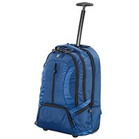 Рюкзак на колесах Victorinox Vx Sport Wheeled Scout синего цвета, фото