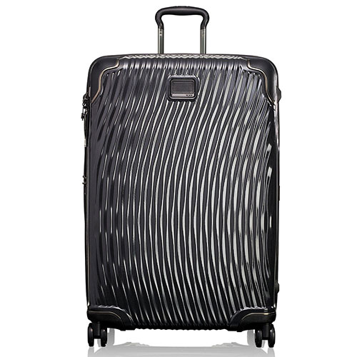 Черный чемодан Tumi Latitude Extended Trip Packing Case 76х52х30см, фото