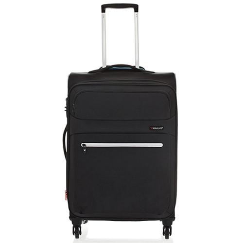 Среднего размера чемодан 70x43x30-34см Roncato Polaris из нейлона, фото