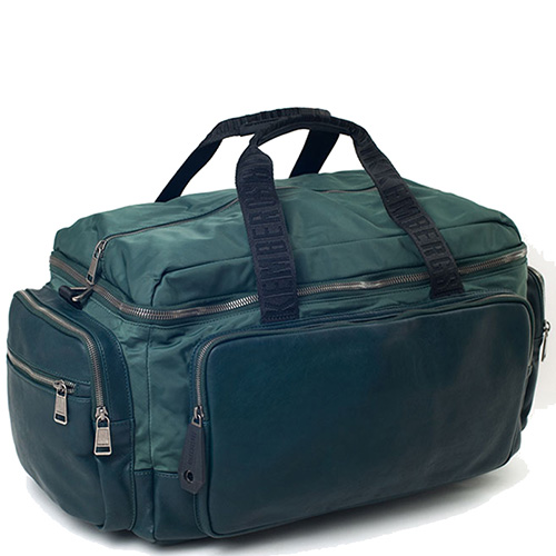 Дорожная сумка Bikkembergs со съемным плечевым ремнем, фото