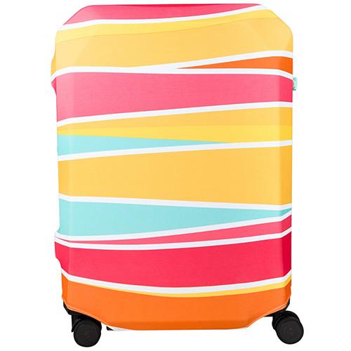 Чехол для чемодана BG Berlin Cross Colors L, фото