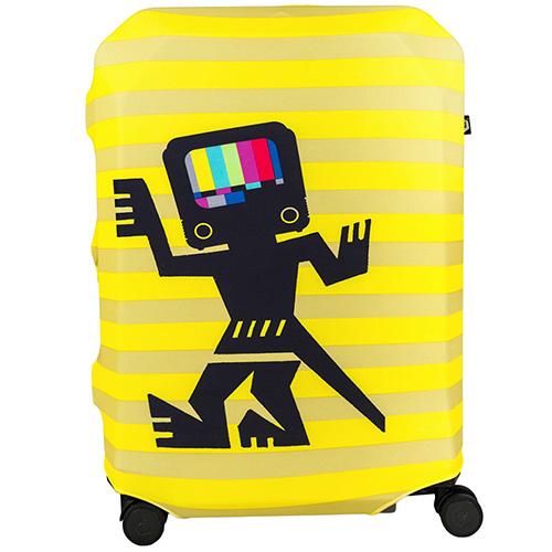 Чехол для чемодана BG Berlin Caveman L, фото