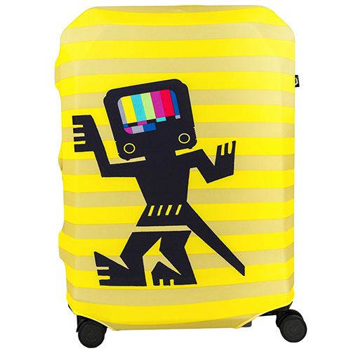 Чехол для чемодана BG Berlin Caveman M, фото