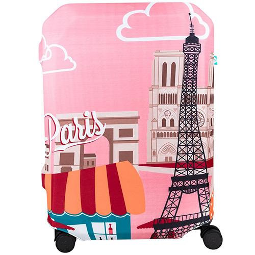 Чехол для чемодана BG Berlin Paris L, фото