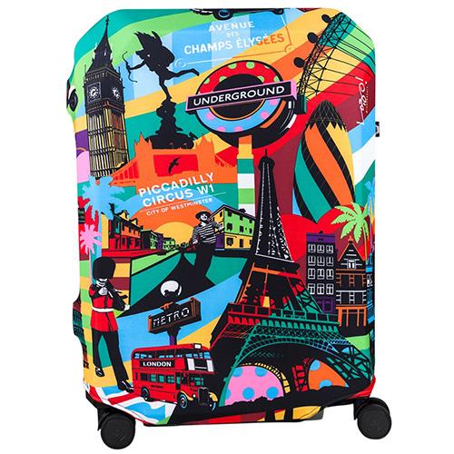 Чехол для чемодана BG Berlin Lobo Europe M, фото