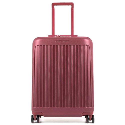 Чемодан Piquadro Seeker 55х40х20см красного цвета, фото