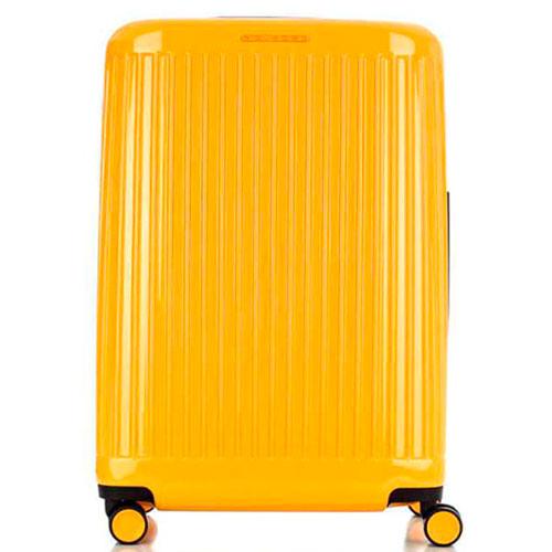 Чемодан Piquadro Seeker 75х51х28см желтого цвета, фото