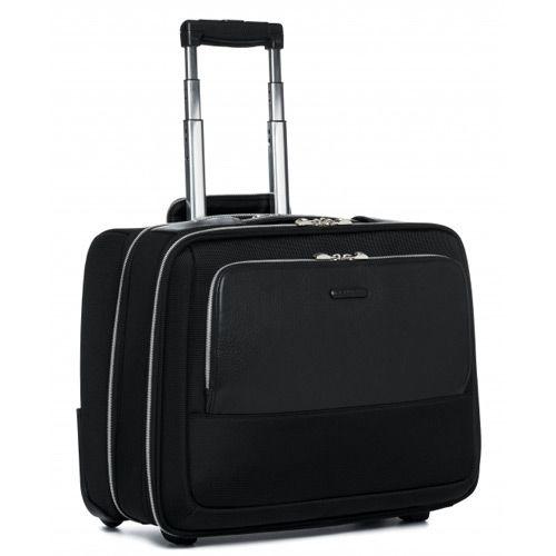 Портфель с отделением для ноутбука с тележкой Piquadro Modus, фото