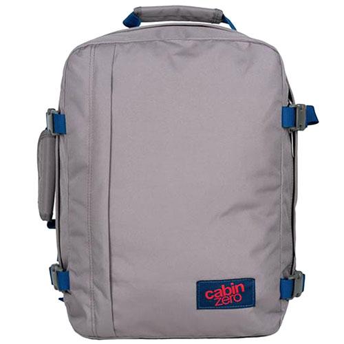 Серая сумка-рюкзак CabinZero 28л, фото