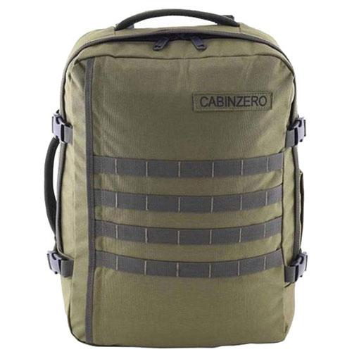 Зеленая сумка-рюкзак CabinZero 36л, фото