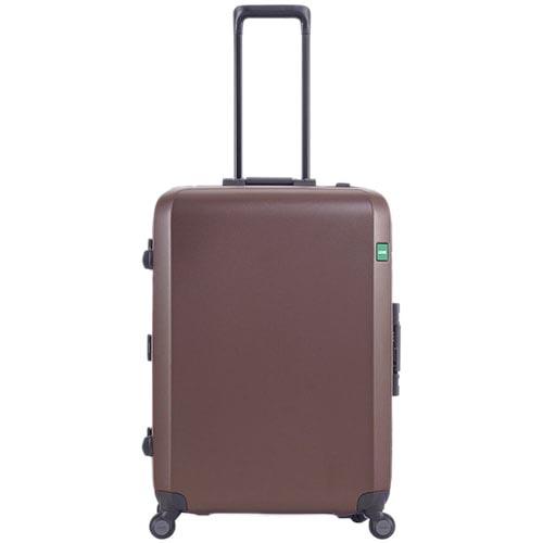 Средний чемодан 47x67,5x27см Lojel Rando с покрытием против царапин и на прорезиненых колесиках, фото