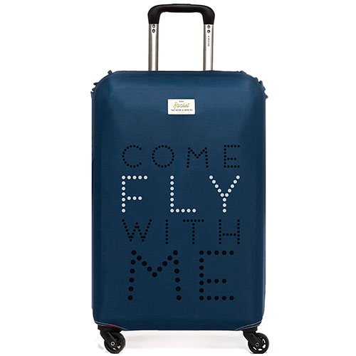 Чехол для чемодана Rocket Come Fly with Me, фото