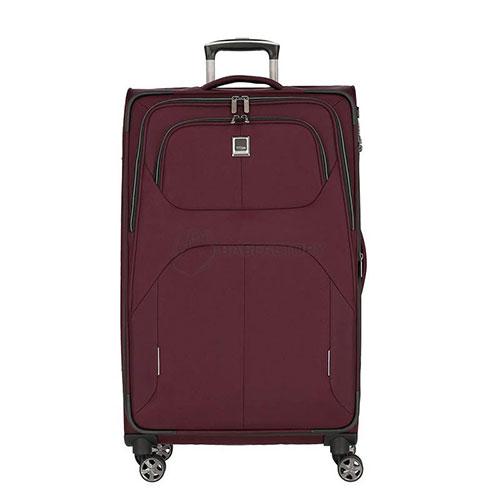 Большой чемодан 47x79x31-35см Titan Nonstop бордовый, фото