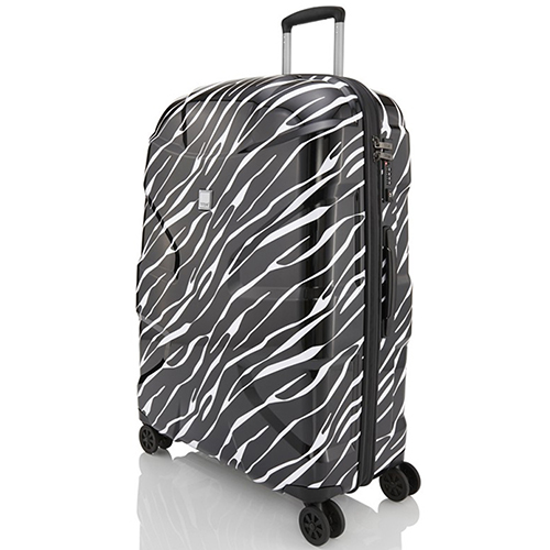 Большой чемодан 76x52х28см Titan X2 с ударостойким корпусом из поликарбоната, фото