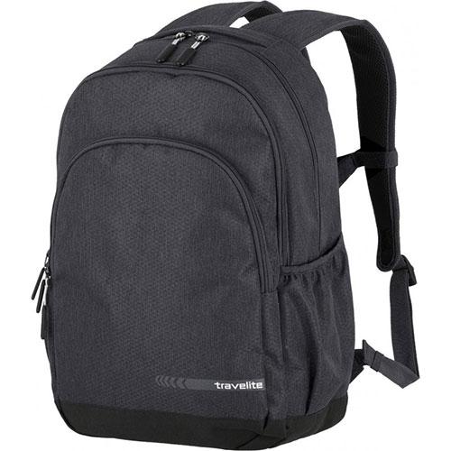 Рюкзак Travelite Kick off 69 округлой формы серого цвета, фото