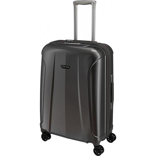 Средний чемодан 46x66x26см Travelite Elbe на колесах, фото