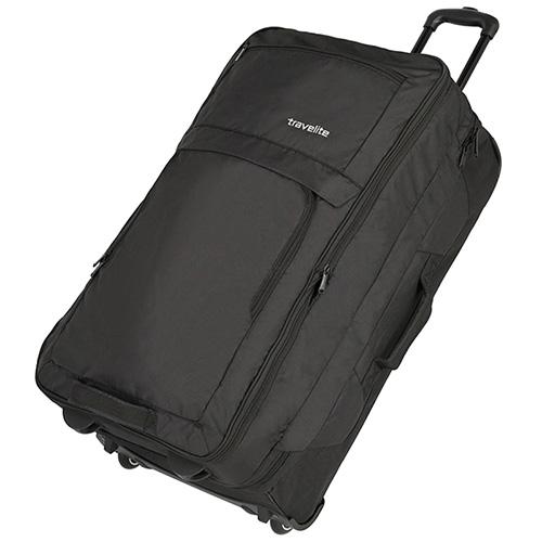 Дорожная сумка 78x43x30-38см Travelite Basics на 2-х колесах, фото