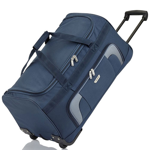Дорожная сумка Travelite Orlando синего цвета, фото