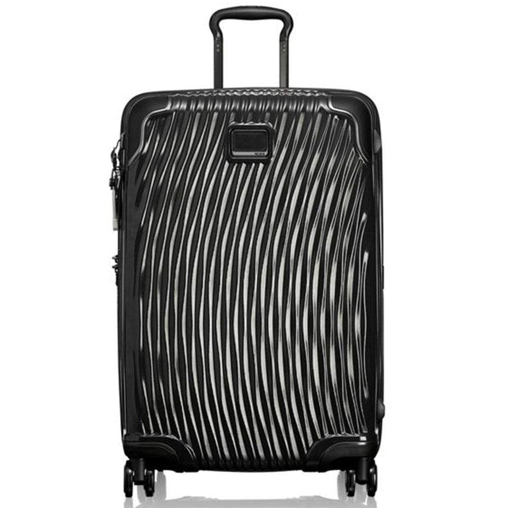 Черный чемодан Tumi Latitude Short Trip Packing Case 68х45х28см